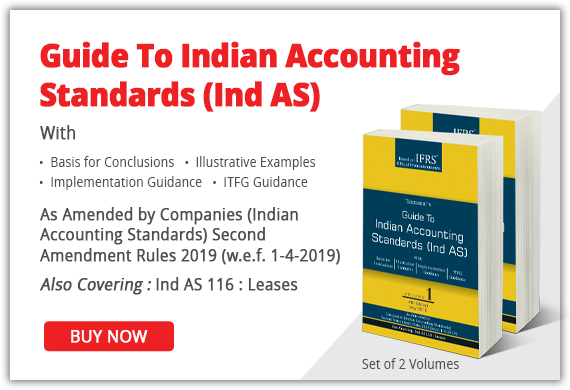 Guide To Indian Accounting Standards (Ind AS) (Set of Two Volumes)