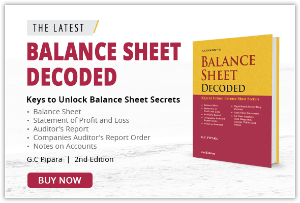 Balance Sheet Decoded