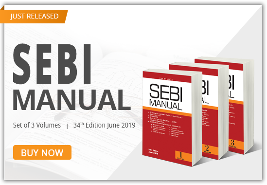 SEBI Manual (Set of Three Volumes)