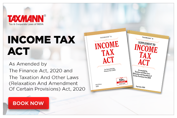 Income Tax Act - Sept. 2020