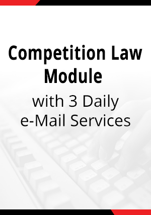 Competition Laws with 3 Daily e-Mail Services