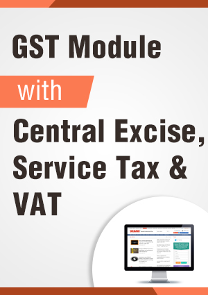 Taxmann.com (GST Module - Including Indirect Tax Module)