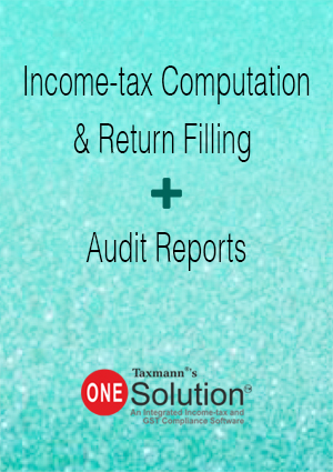 Income -Tax Computation & Return Filing (Multi user)