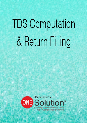 TDS Computation & Return Filing (Multi user)