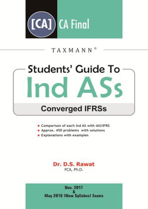 Students Guide To Ind ASs - Converged IFRSs