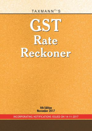 GST Rate Reckoner