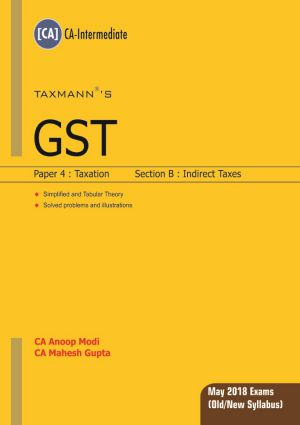 GST ( CA-Intermediate )
