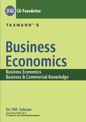 Business Economics by P.M Salwan