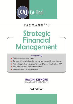 Strategic Financial Management by Ravi M. Kishore