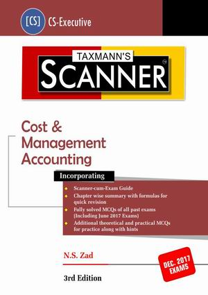Scanner-Cost & Management Accounting