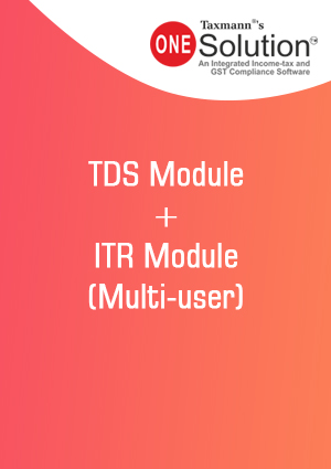 TDS Module + ITR Module (Multi-user)
