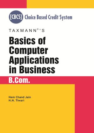 Basics of Computer Applications in Business (B.Com)
