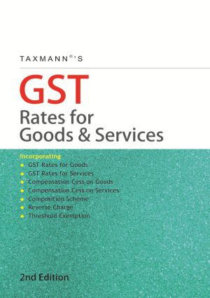GST Rates for Goods & Services