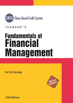 Fundamentals of Financial Management (With Excel Applications)