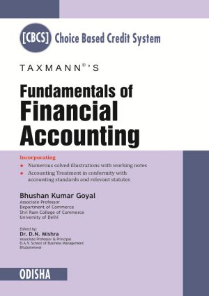 Fundamentals of Financial Accounting (ODISHA)