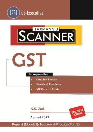 Scanner - GST