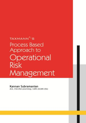 Process Based Approach to Operational Risk Management