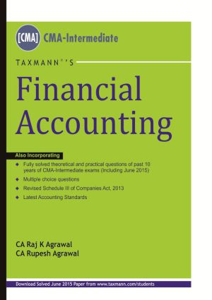 Financial Accounting (CMA- Intermediate)