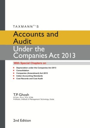 Accounts & Audit Under the Companies Act 2013