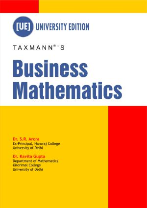 Business Mathematics ( University Edition )