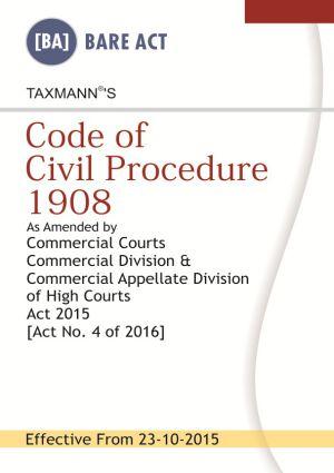 Code of Civil Procedure 1908