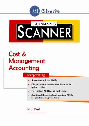 Scanner-Cost & Management Accounting (CS-Executive)