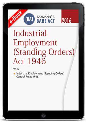 Industrial Employment (Standing Orders) Act 1946 (e-book)