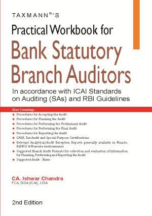 Practical Workbook for Bank Statutory Branch Auditors