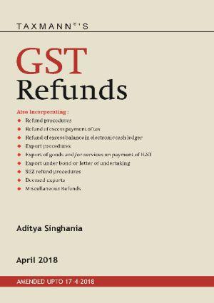 GST Refunds