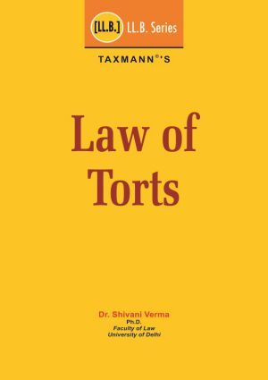 Law of Torts (LL.B Series)