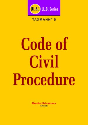 Code of Civil Procedure (LL.B. Series)