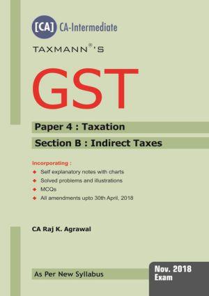 GST (CA-Intermediate)