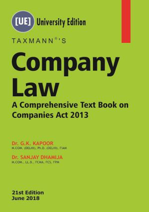 Company Law (University Edition)