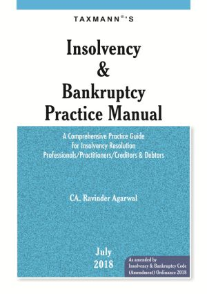 Insolvency & Bankruptcy Practice Manual
