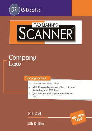 Scanner - Company Law
