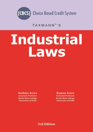 Industrial Laws by Sushma Arora