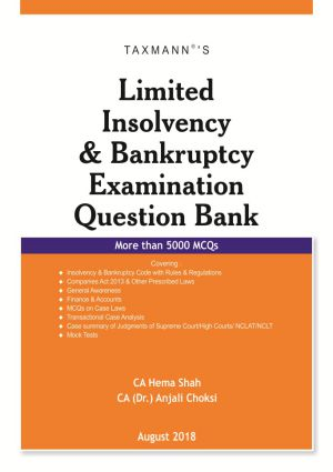 Limited Insolvency & Bankruptcy Examination Question Bank