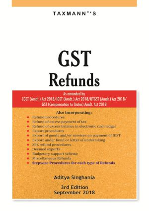 GST Refunds