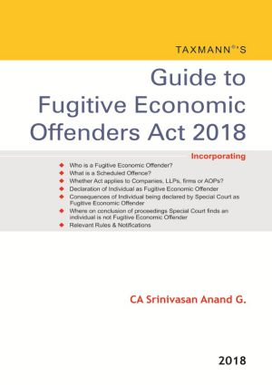 Guide to Fugitive Economic Offenders Act 2018 (e-book)