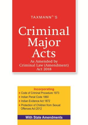 Criminal Major Acts (e-book)
