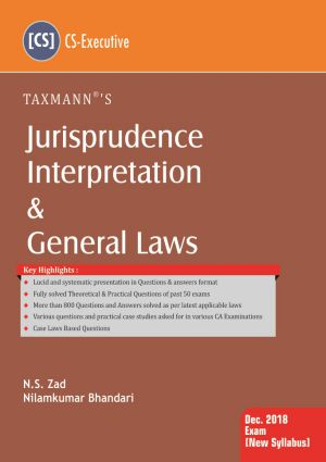 Jurisprudence Interpretation & General Laws