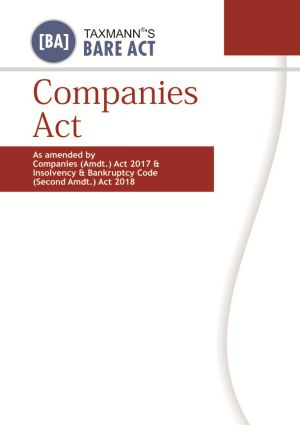 Companies Act (Paperback Pocket Edition)