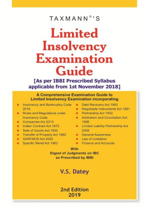 Limited Insolvency Examination Guide