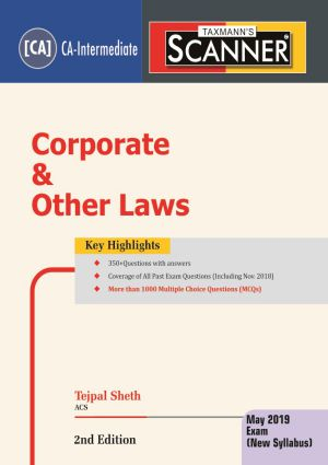 Scanner - Corporate & Other Laws (e-book)