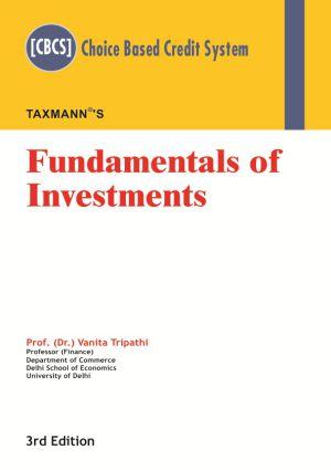 Fundamentals of Investments (e-book)