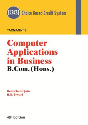 Computer Applications in Business (e-book)
