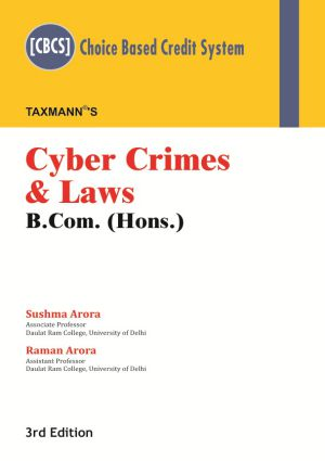 Cyber Crimes & Laws - B.Com (Hons.)