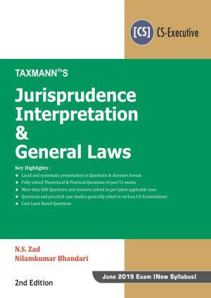 Jurisprudence Interpretation & General Laws