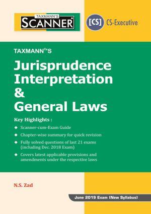 Scanner - Jurisprudence Interpretation & General Laws