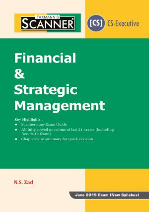 Scanner - Financial & Strategic Management